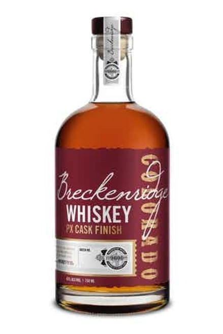 Breckenridge PX Cask Finish 750ML