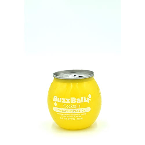 Buzz Ballz pineapple 200ML