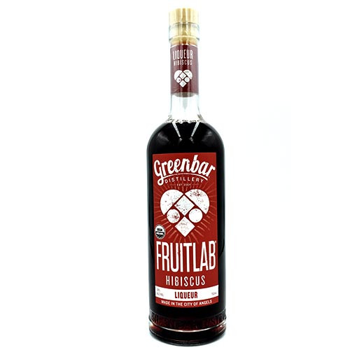 GreenBar FruitLab Hibiscus 750ML