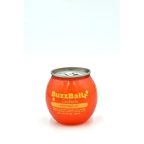 Buzzball Peachballz 200ML