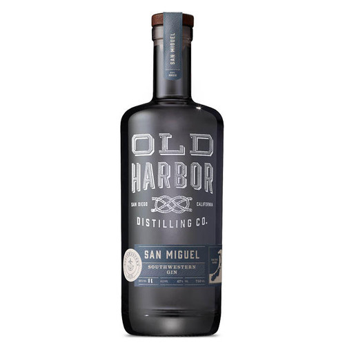 Old Harbor San Miguel Gin 750ML