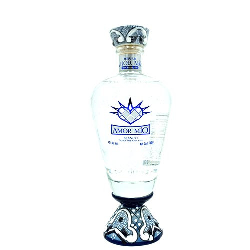 Amor Mio Mezcal Blanco 750ML