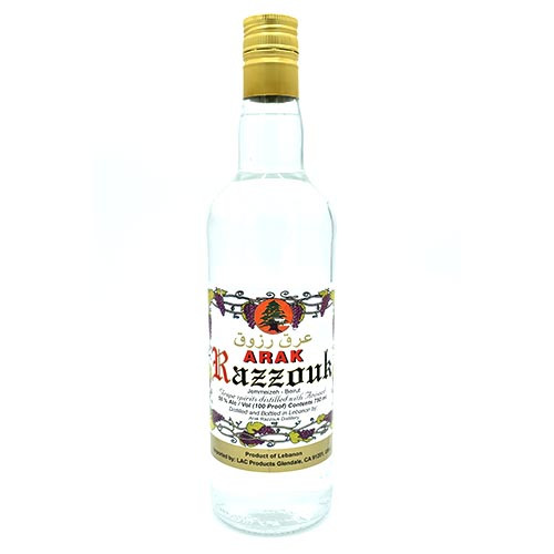 Arak Razzouk 750ML