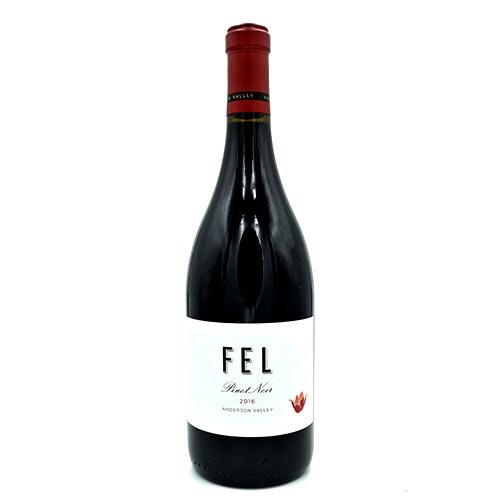 Fel Hirsch Vineyard Pinot Noir  750ML