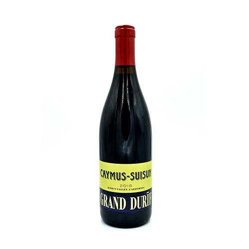Caymus-Suisun 2016 Grand Durif 750ML