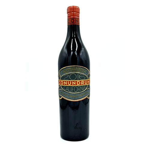 Conundrum Red Blend 16' 750ML