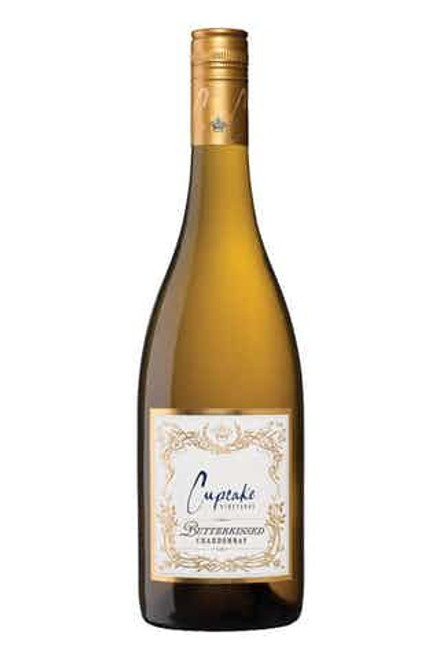 Cupcake ButterKissed Chardonnay 750ML
