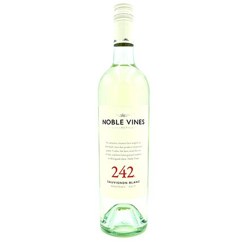 Noble Vines 242 Sauvignon Blanc 750ML