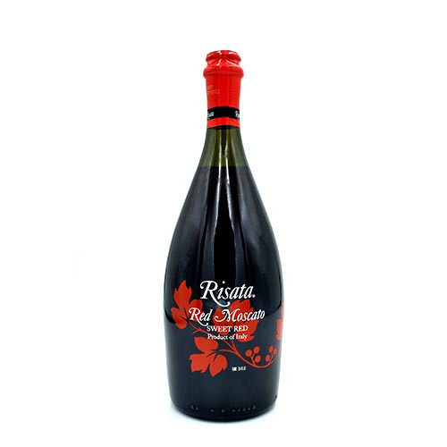 Risata Red Moscato 750ML