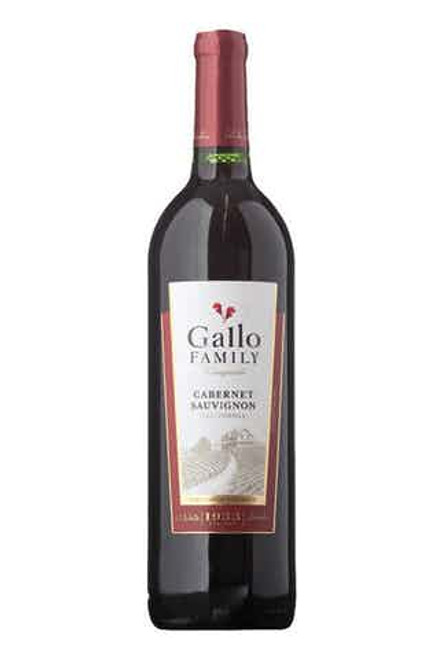 Gallo Family Cabernet 1.5l
