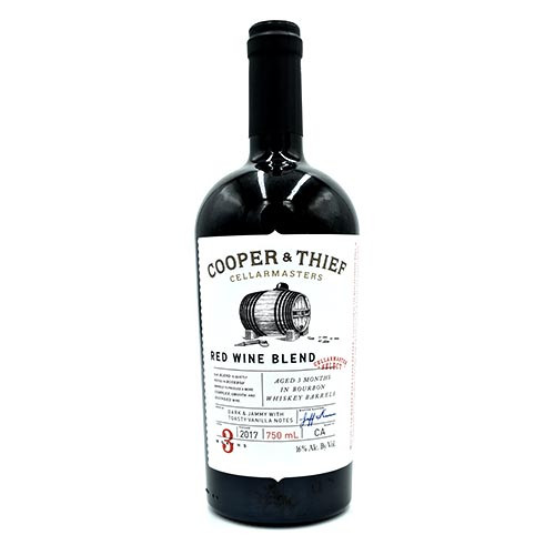Cooper & Theif Red Wine Blend 750ML