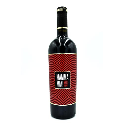 Mamma Mia Red Blend 750ML