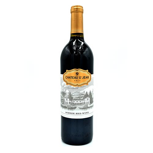 Chateau St Jean Soiree Red 750ML