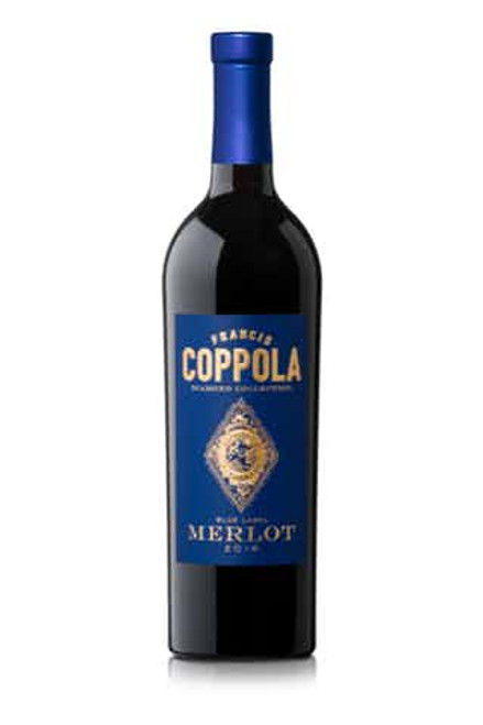 Coppola Merlot Diamond 750ML