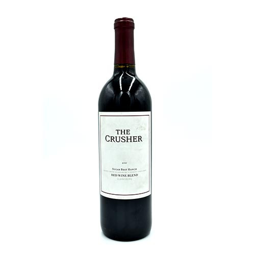 The Crusher Red Wine Blend 750ML