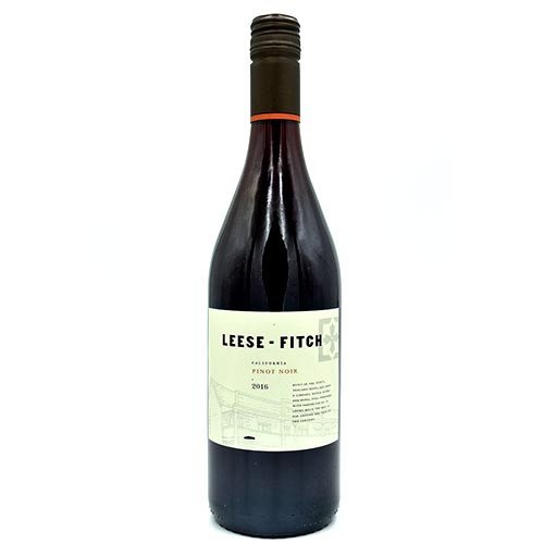 LEESE-Fitch Pinot Noir 750ML