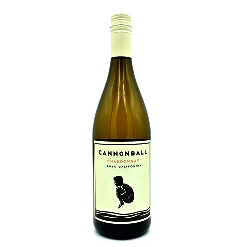 CannonBall Chardonnay 750ML