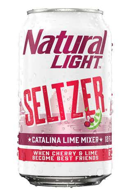 Natty Salters Lime 12 Pack