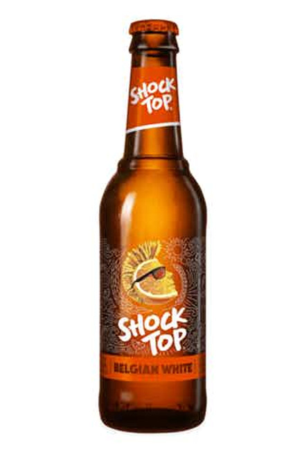 Shock Top 25 oz Can