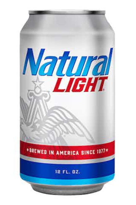Natural Ice 18Pack