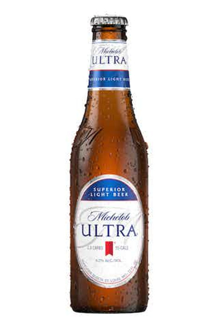 Michelob Ultra 18Pack Bottle 12 oz