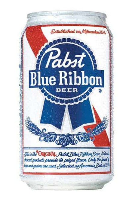 Pabst Blue Ribbon Beer Can 32 oz