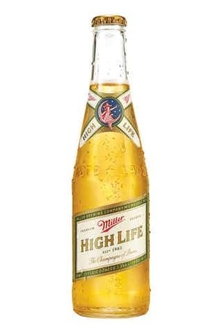 Miller High Life 12 Pack Can