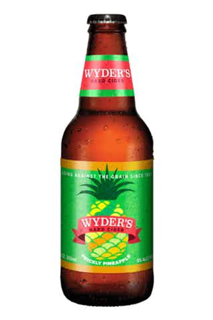 Wyder's Pineapple 12 oz 6 Pack