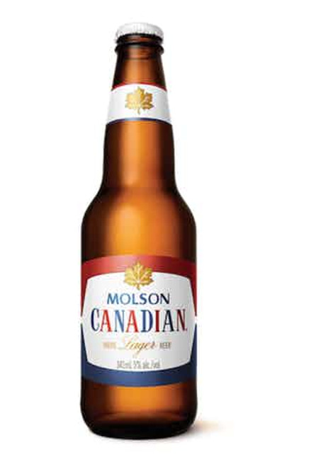 Molson Canadian Lager 12 Pack