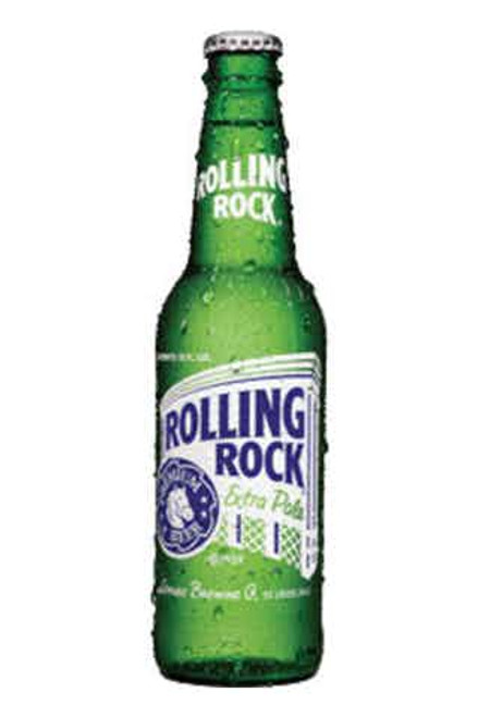 Rolling Rock 12 oz 6 Pack Can