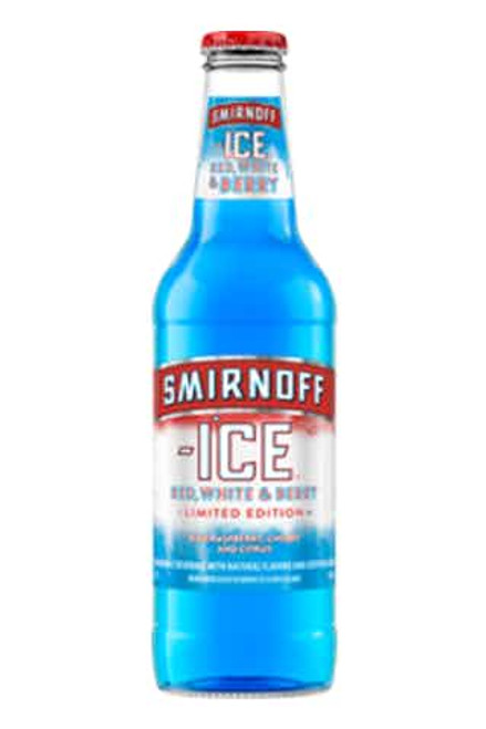 Smirnoff 6 Pack red white berry