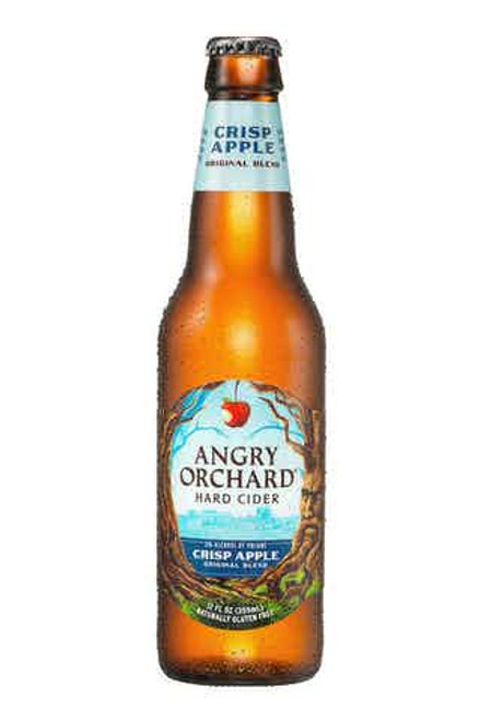 Angry Orchard Unfiltered Crisp Apple 6 Pack