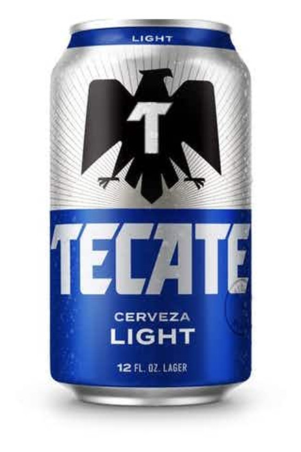 Tecate Light 18Pack Can