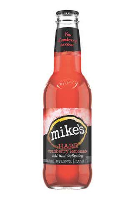 Mikes Cranberry 6 Pack