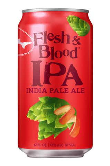 Dogfish Head Flesh & Blood IPA 6 PackB