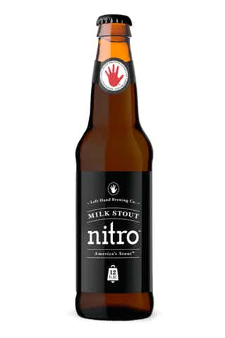 Left Hand Milk Stout Nitro 6 Pack