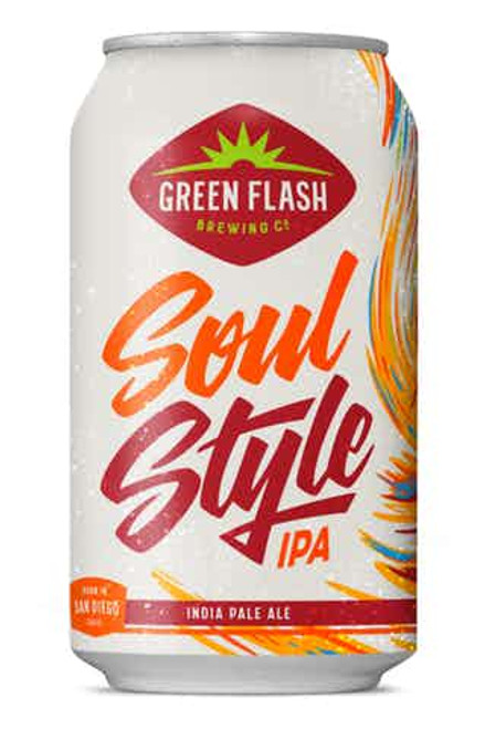 Green Flash Soul IPA 6 Pack