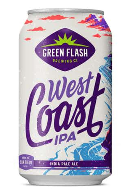Green Flash West Coast IPA 4 Pack