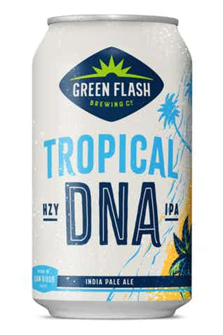 Green FLash Tropical DNA 6 Pack
