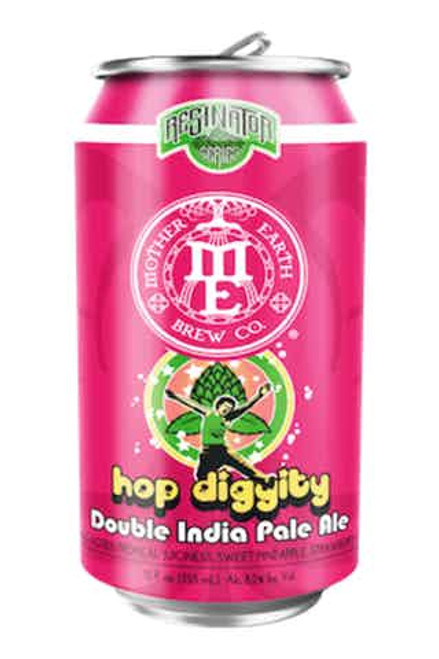 Mother Earth Brewing  hop diggity 6 Pack