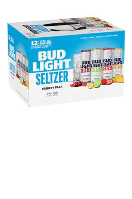 BudLight Seltzer Variety Pack 12 Pack