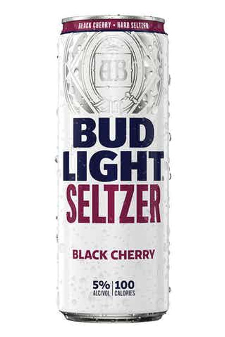BudLight Seltzer Black Cherry 12 Pack