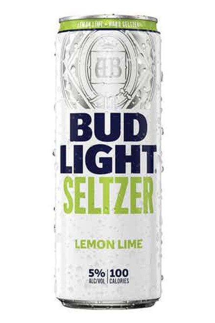 BudLight Seltzer Lemon  Lime 12 Pack