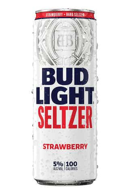BudLight Seltzer Starwberry 12 Pack