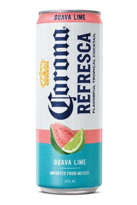 Corona Refresca Guava Lime 6 Pack