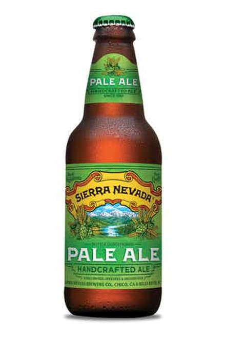 Sierra Nevada Pale Ale  12 Pack