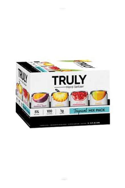 Truly Tropical Mix Pack 12 Pack