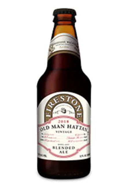 Firestone Old Man Hattan  12 oz