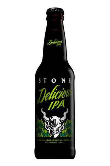 Stone Delicious IPA  12 Pack