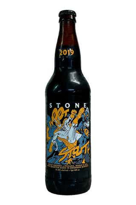 Stone Woot Stout  6 Pack